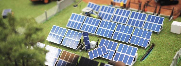 enbw baut ihren ersten bayerischen solarpark e m. Black Bedroom Furniture Sets. Home Design Ideas